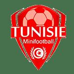 logo para la asociacion de minifutbol de tunez